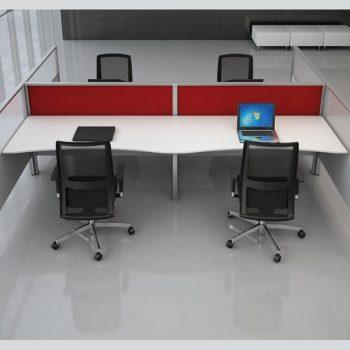 Рабочие места для 4 сотрудников