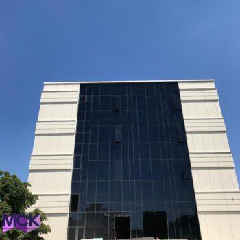 Остекленный фасад, фото с готового объекта 7