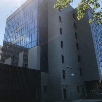 Остекленный фасад, фото с готового объекта 8