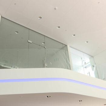 стеклянные перегородки на заказ