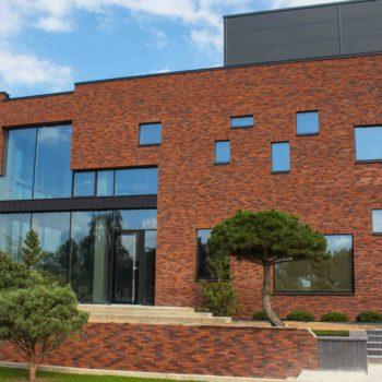 остекление фасада здания 3