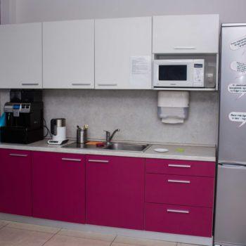 мини кухня для офиса 2