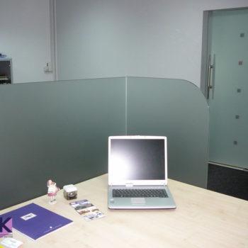 мобильные офисные перегородки из стекла