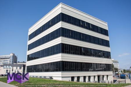 Офисное здание на Пионерской