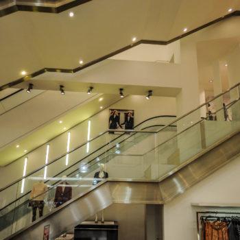 остекление лестниц 11