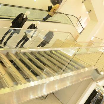 остекление лестниц 12